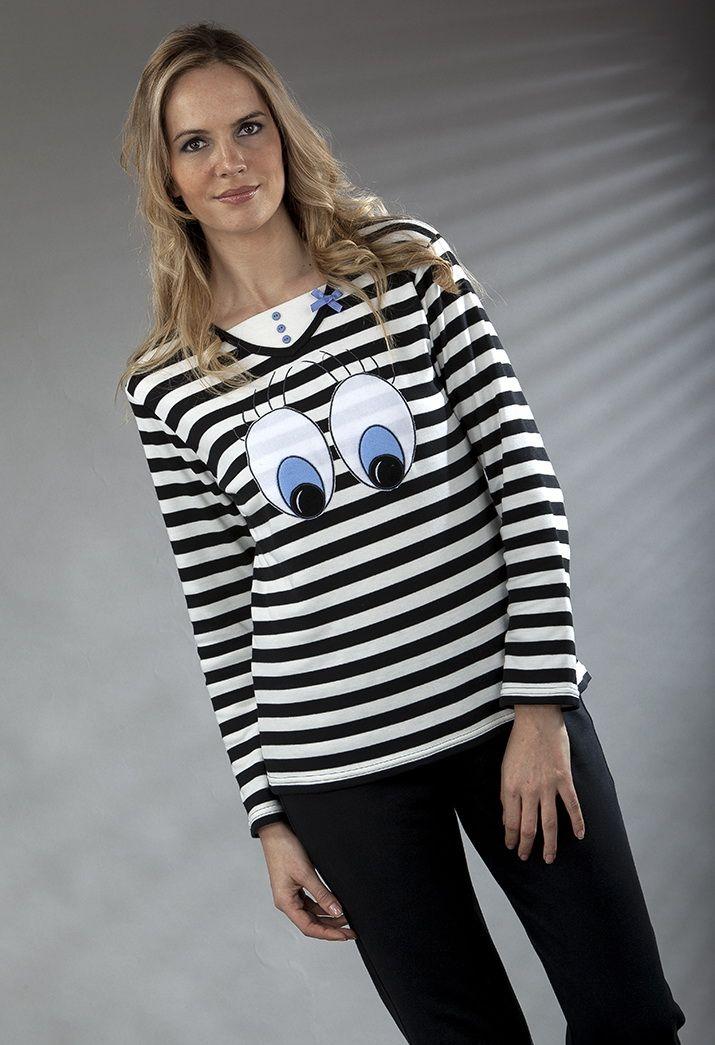Pijama mujer de punto Massana