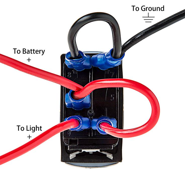 a7a3c77bae57b03695847cc5c48e719f led light bars light led led rocker switch with legend bunny burners switch rocker,How To Wire A Rocker Switch Diagram