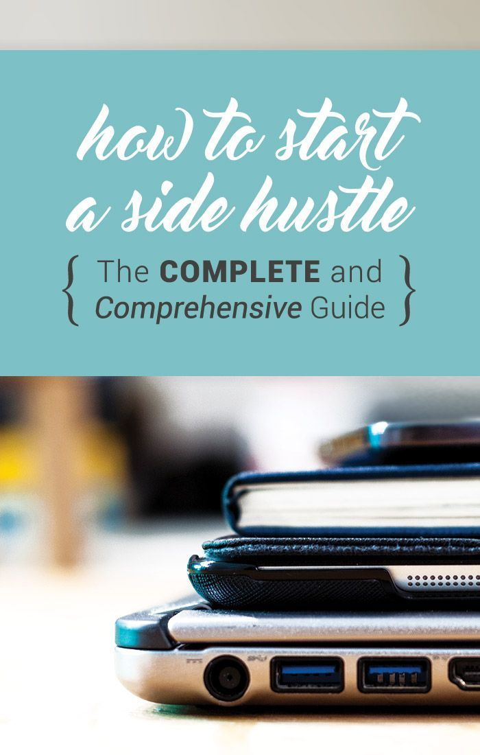 How To Start A Side Business The Comprehensive Guide Geld Verdienen