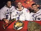 APOLLO 13 crew signed 11x14 autographed Jim Lovell - Fred Haise - Ken Mattingly