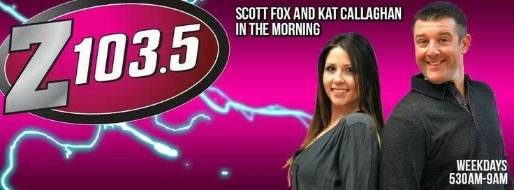 Scott Fox & Kat Callaghan