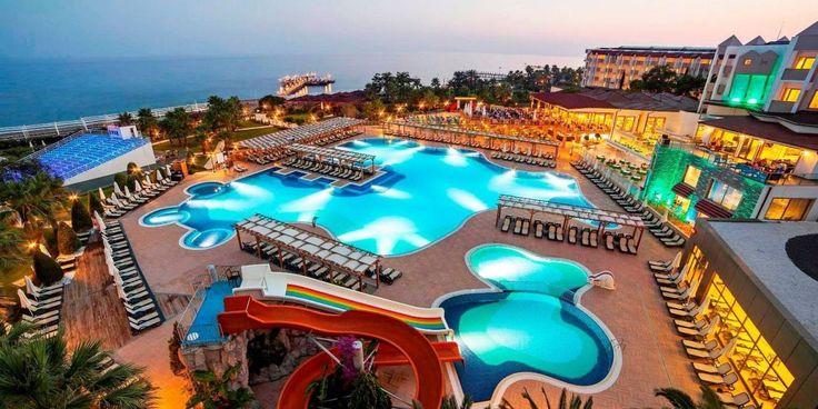 Vacanta de vara la mare pe Litoral 2018 in Antalya Side la Hotel Arcanus Side Resort de 5 stele din Turcia