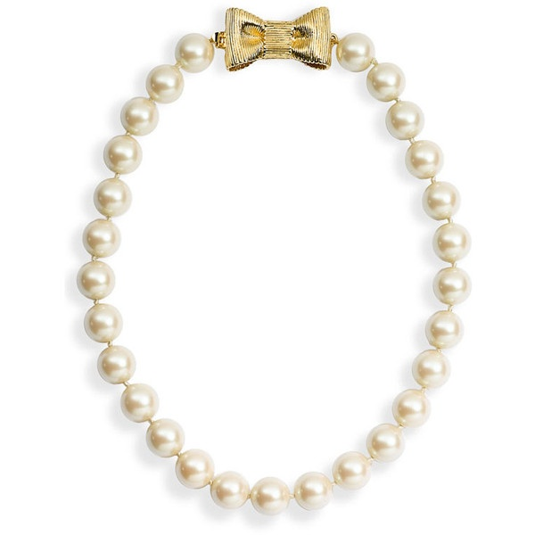 kate spade new york 'all wrapped up' glass pearl short necklacePearls Shorts, Shorts Necklaces, Shorts Glasses, Glasses Pearls, Pearls Necklaces, Pearl Necklaces, New York, Kate Spade, Katespade
