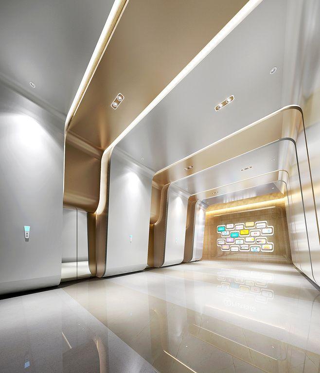 1000 Ideas About Elevator Lobby Design On Pinterest