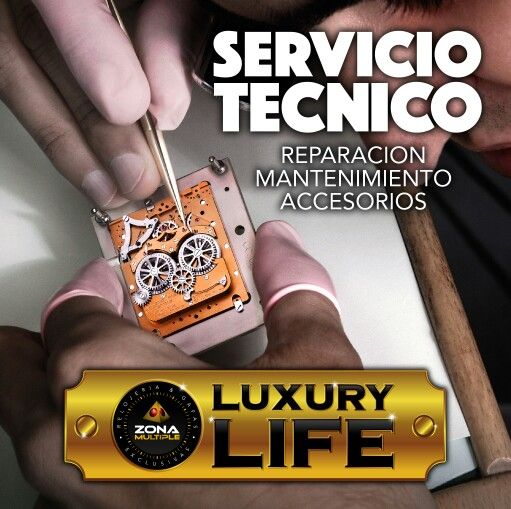 Ofrecemos servicio y mantenimiento de relojes