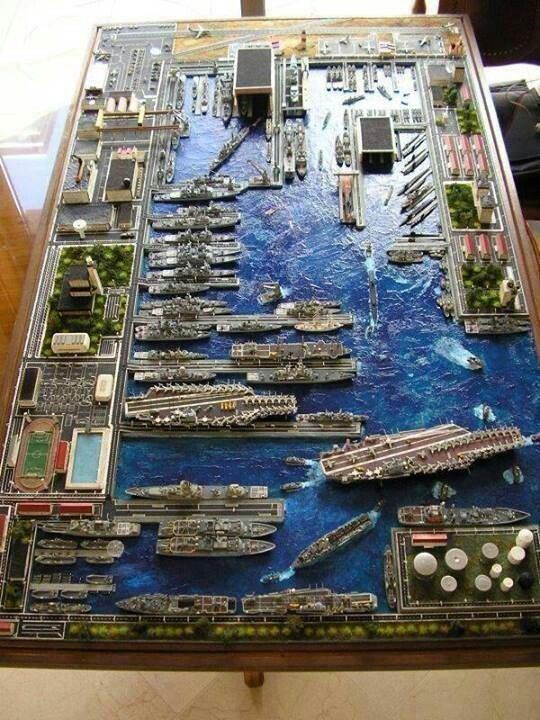 Simply incredible. From Peel Scale Modelers FB page. Creator unknown.