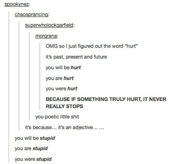 It's actually a verb. Seeing as how an adjective describes a noun. . .