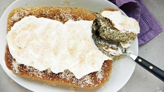 Türkischer Mohnkuchen (Enie) / Quelle: Maria Brinkop für Tre Torri Verlag
