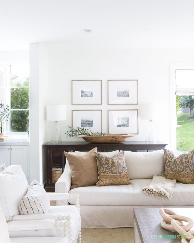 Simple And Affordable Artwork Ideas Casual Living Rooms Coastal Decorating Living Room Farm House Living Room