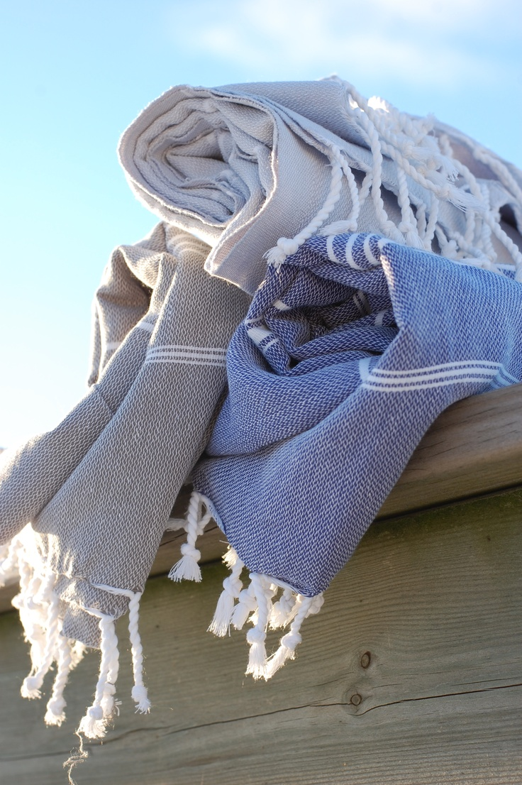 Fresh and nature. Hamamtowels from FAIR+FAIR