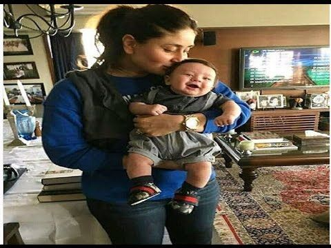 Taimur Ali Khan and Mom Kareena pics that beocme Viral on internet