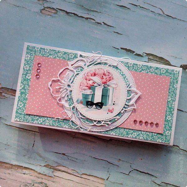 Пара конвертиков  для купюр на роскошь и гламур:) фото 2