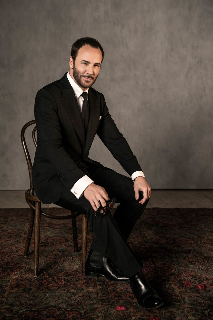 Fashion designer tom ford at the hollywood something or other awards - See Exclusive Portraits Of The Most Glamorous Stars From The 2016 Instyle Awards