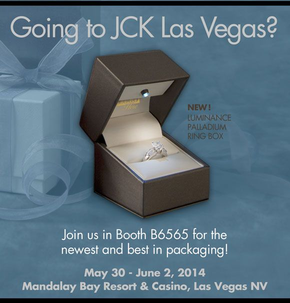 The jewelry industry's biggest event! Stop by and say hello!