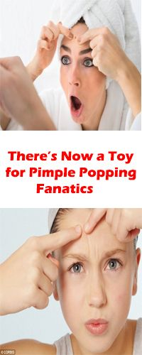 As if there wasn't already enough out there for Dr. Pimple Popper fans– with tools to purchase and a TLC show to watch– now there's a toy they can play with to further indulge in this grossly satisfying obsession with popping pus-filled pimples.