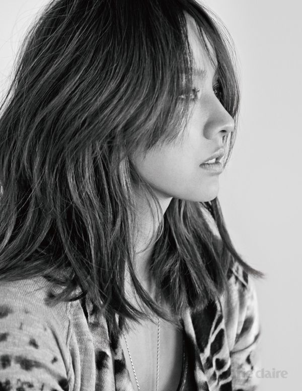 Lee Hyori Marie Claire Korea Magazine April Issue '15
