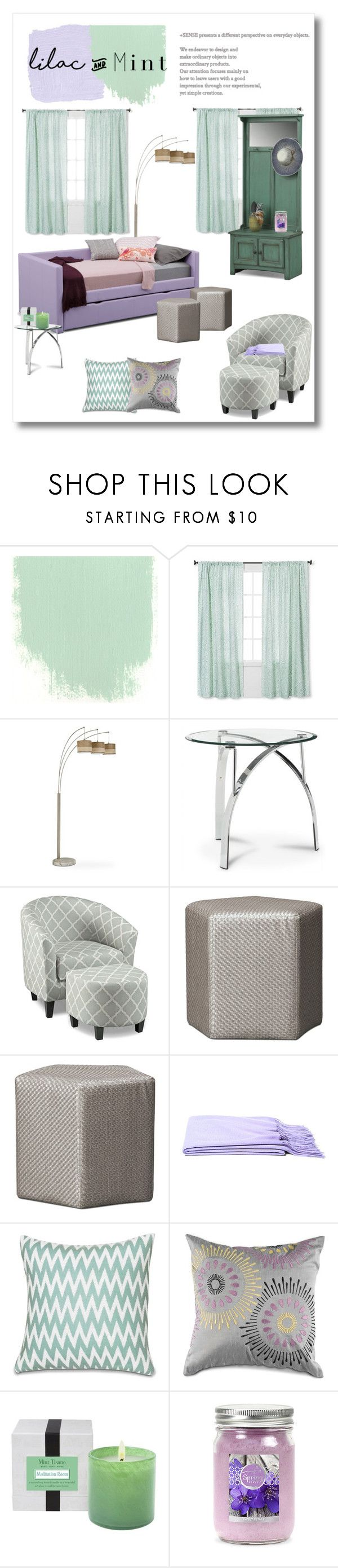 Threshold home decor shop for threshold home decor on polyvore - Lilac Mint For Her By Valuecityfurn On Polyvore Featuring Interior Interiors Interior Design Withlilacsinterior Decoratinginterior