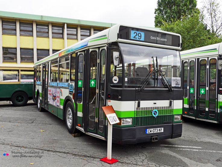 Renault SC10 R RATP 3957 Busse, Frankreich