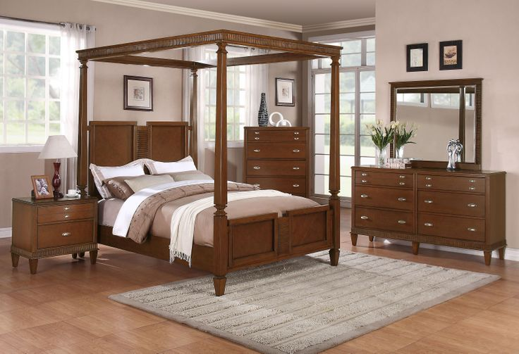 1000 Ideas About 4 Poster Bedroom On Pinterest Queen
