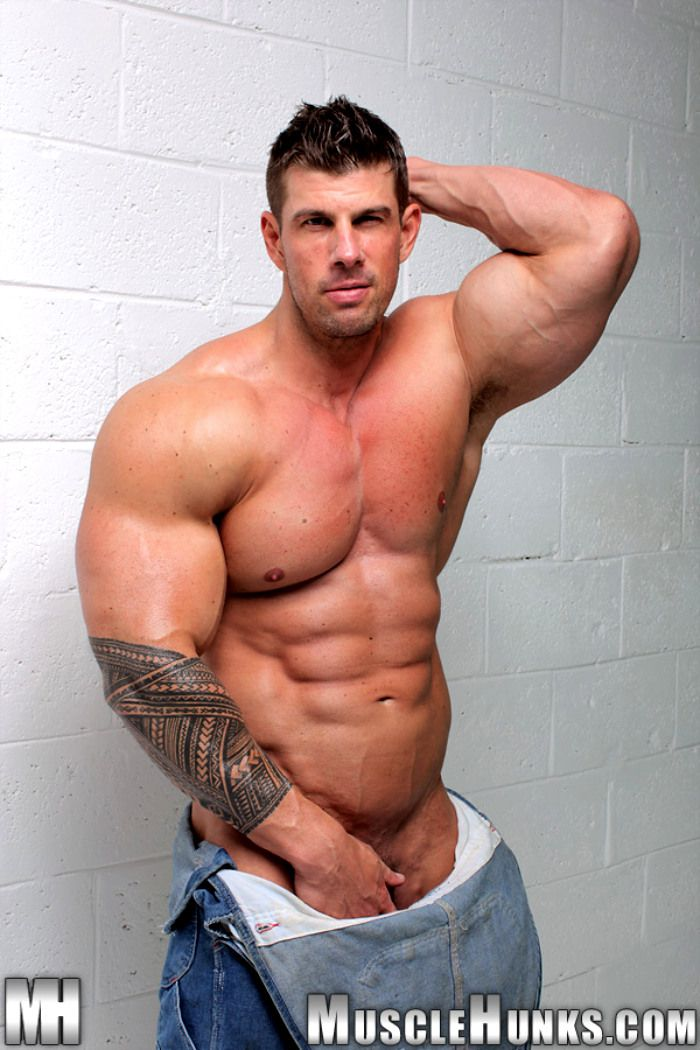 muscle men free porn