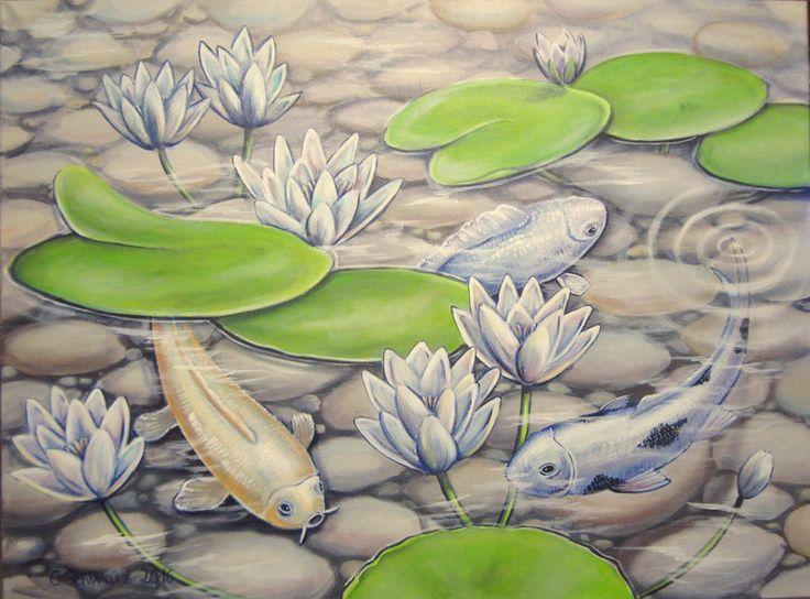 Ber ideen zu fischteiche auf pinterest teiche for Welche fische passen zu kois