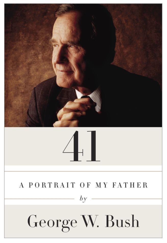 #George W. #Bush, the 43rd #President of the #UnitedStates, has authored a personal #biography of his father, #GeorgeHWBush, the #41st #President. Forty-three men have served as #PresidentOfTheUnitedStates. Countless books have been written about them. But never before has a #President told the story of his #father, another #President, through his own eyes and in his own words. #APortraitOfMyFather #HW #41 #Book