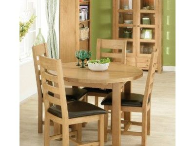 Morris Winchester Large Extending Dining Set ( Large Extending Dining Table  + 4 Or 6 Slat Back Chairs Or 4 Or 6 Padded Back Chairs) £949.98 | Pinterest  ...