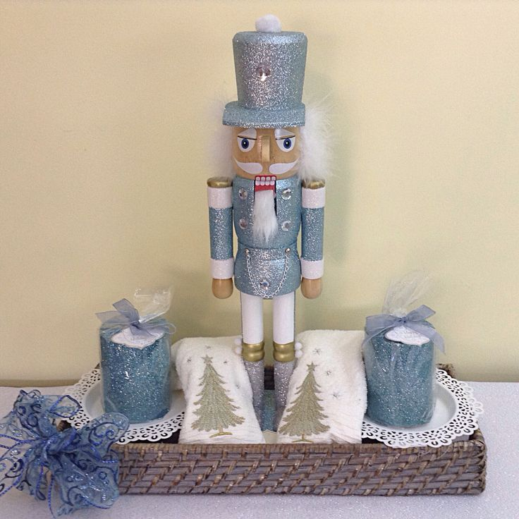 Unique Nut Cracker Gift Basket created and sold by Ambiance Innovative Event Planning    www.planwithambiance.com