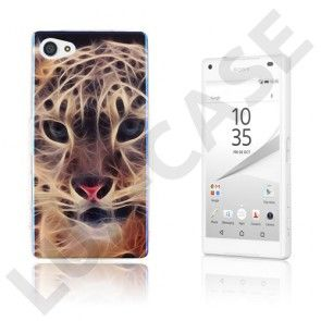 Westergaard cover til Sony Xperia Z5 Compact - Leopard