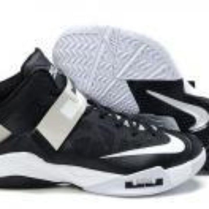 Discount nike zoom lebron soldier - black/white/grey are always welcome.  Cheap lebron james shoes for sale is your best choice if you are looking  for ...