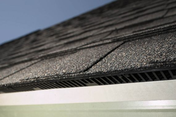 Roof Air Vents For Houses : Passive roof vents helping your house breathe easy eave