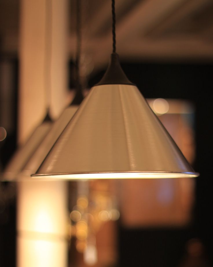Check out our new Polished Aluminium British Army Pendant Lights www.fritzfryer.co.uk
