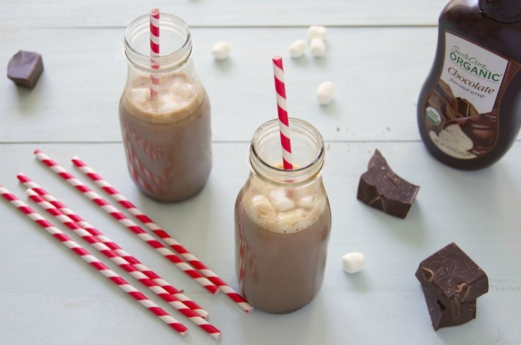 Cocoa with Marshmallows by divinecusine: The real thing! #Cocoa #divinecusine
