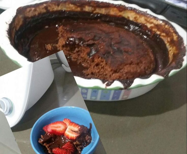 Recipe Easy Self Saucing Chocolate Pudding TM5, TM31 or TM21 by Thermo Obsessed Lest - Recipe of category Desserts & sweets