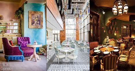 10 Cairo Restaurants With Beautiful Interior Designs