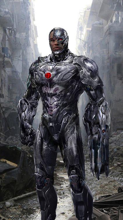 Cyborg byJohn Gallagher(Uncanny Knack) Follow this great artist onWebsite&amp
