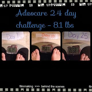 Becky On AdvoCare. 24 Day Challenge explained and with actual AdvoCare results.