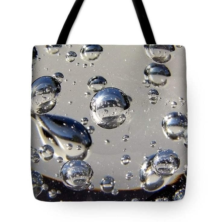 'Effervescence' by Lisa S. Baker #tote #totes #totebag #totebags #bagsandpurses