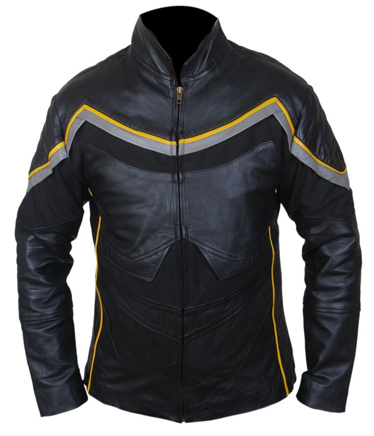 F&H Boy's John Hancock Will Smith Jacket XS Black. Premium Quality Synthetic Leather. Polyester + Satin Lining with 2 Inside and 2 Outside Pockets. Original YKK Zipper. 30 Day Returns & Exchange, 100% Money Back Guarantee. International buyers may be required to pay import duties as levied by their government.