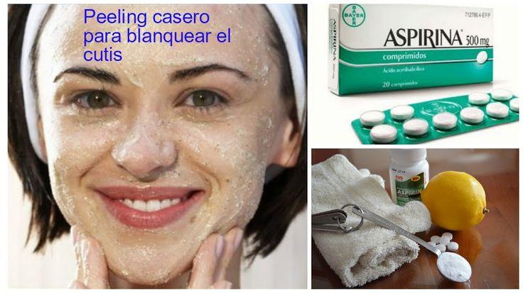 Receta casera que te ayudara a blanquear las manchas y unificar la piel del…