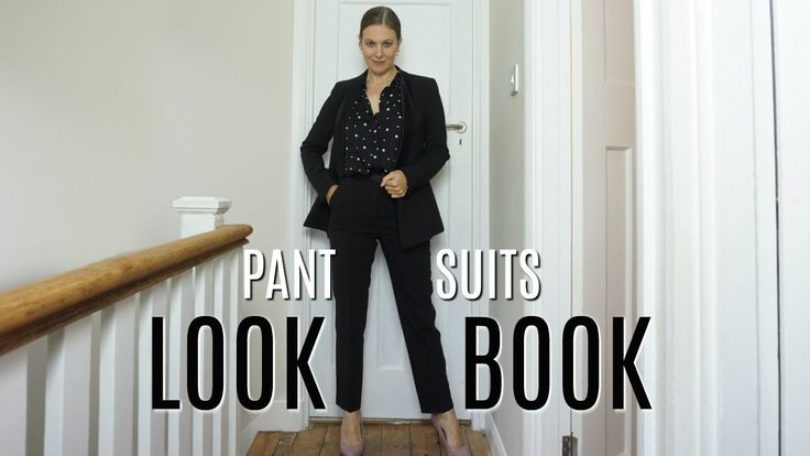 WOMENS PANT SUITS LOOKBOOK | Trouser suits for Ladies | Fashion Over 40 - https://www.fashionhowtip.com/post/womens-pant-suits-lookbook-trouser-suits-for-ladies-fashion-over-40/