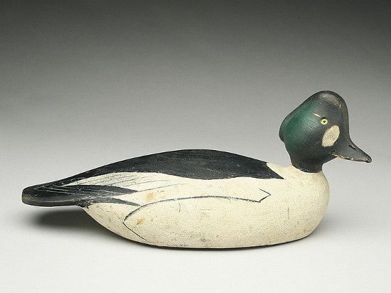 1932 Ward Brothers decoy to headline sale later today