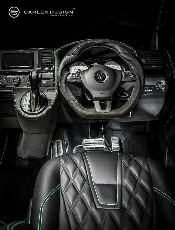 VW T5 Interior Package by Carlex Design - Motorward