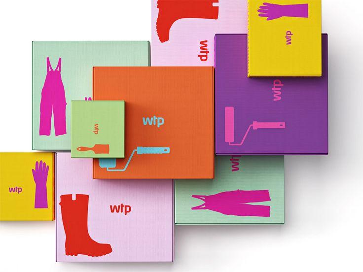 Waldo Trommler PaintColors, Brand Design, Packaging Design, Graphics Design, Alisonowendesignwtp Waldo, Trommler Painting, Reynolds And Reyner Wtp 24, Waldo Trommlerpaint, Design Website