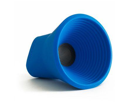 Wow Bluetooth Speaker Blue