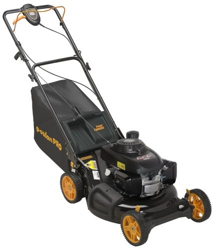 Poulan Pro PR160Y21RDP 21-Inch 160cc Honda Gas-Powered Side Discharge/Bag/Mulch RWD Self-Propelled Lawn Mower Reviews | Lowes Lawn Mower