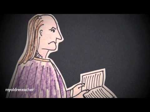 Anselm's Ontological Argument (Proslogion chapters 2 & 3) - YouTube