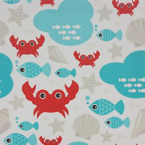 Ivaleegifts - Canvas print Seaside Crabs and Fish great for childs room 30cm x 30cm, $19.95 (http://www.ivaleegifts.com.au/canvas-print-seaside-crabs-and-fish-great-for-childs-room-30cm-x-30cm-ready-hang/)