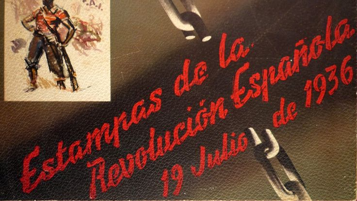 GUERRA CIVIL - ESTAMPAS DE LA REVOLUCION ESPAÑOLA
