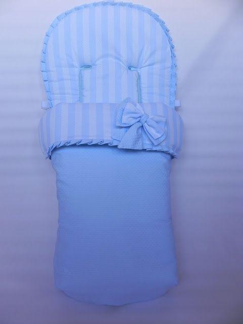 Monísimo conjunto para una silla muy vendida, Concord Neo, el saco tiene un patrón especial.  En este conjunto el azul es protagonista, el s...
